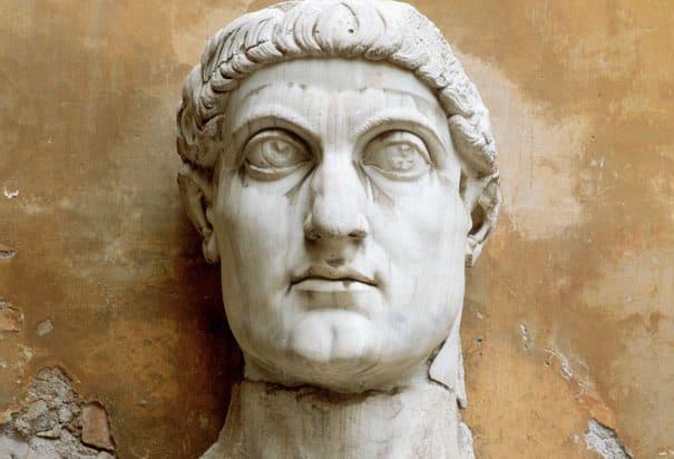 Constantine, Roman leader and emperor
