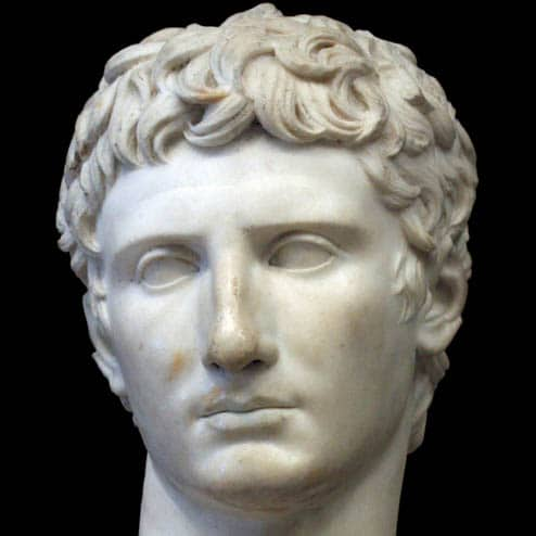Famous people in ancient Rome