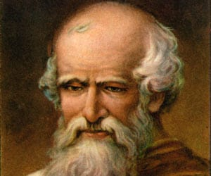 Archimedes, Greek mathematician