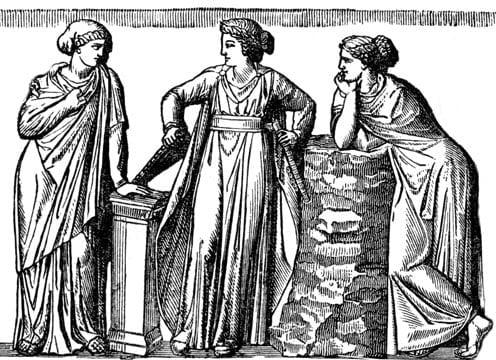 Epiblema in ancient greece