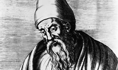 Euclid, Greek mathematician