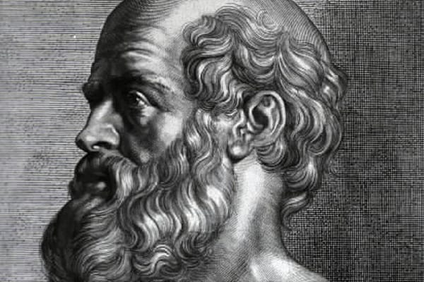Hippocrates Greek physician