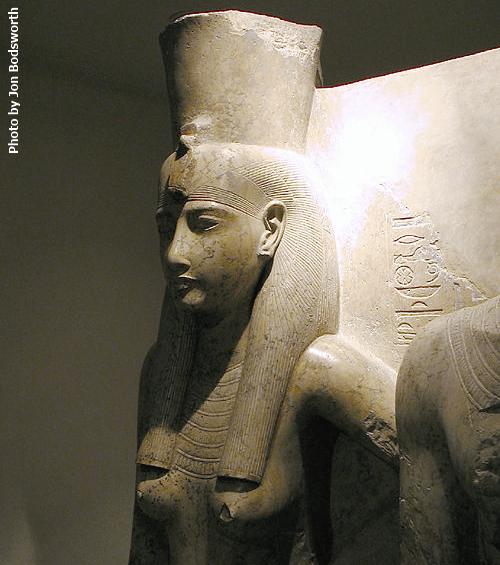 MUT, a deusa mãe, antigo deus egípcio