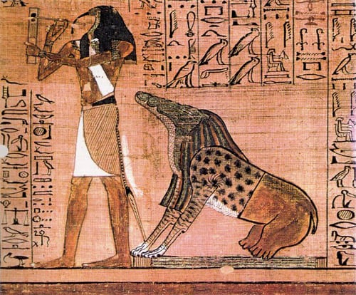 THOTH God of Knowledge and Wisdom egypt