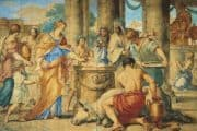 animal sacrifice in ancient rome
