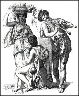 children clothes ancient greece