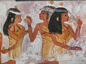 Juice in ancient Egypt
