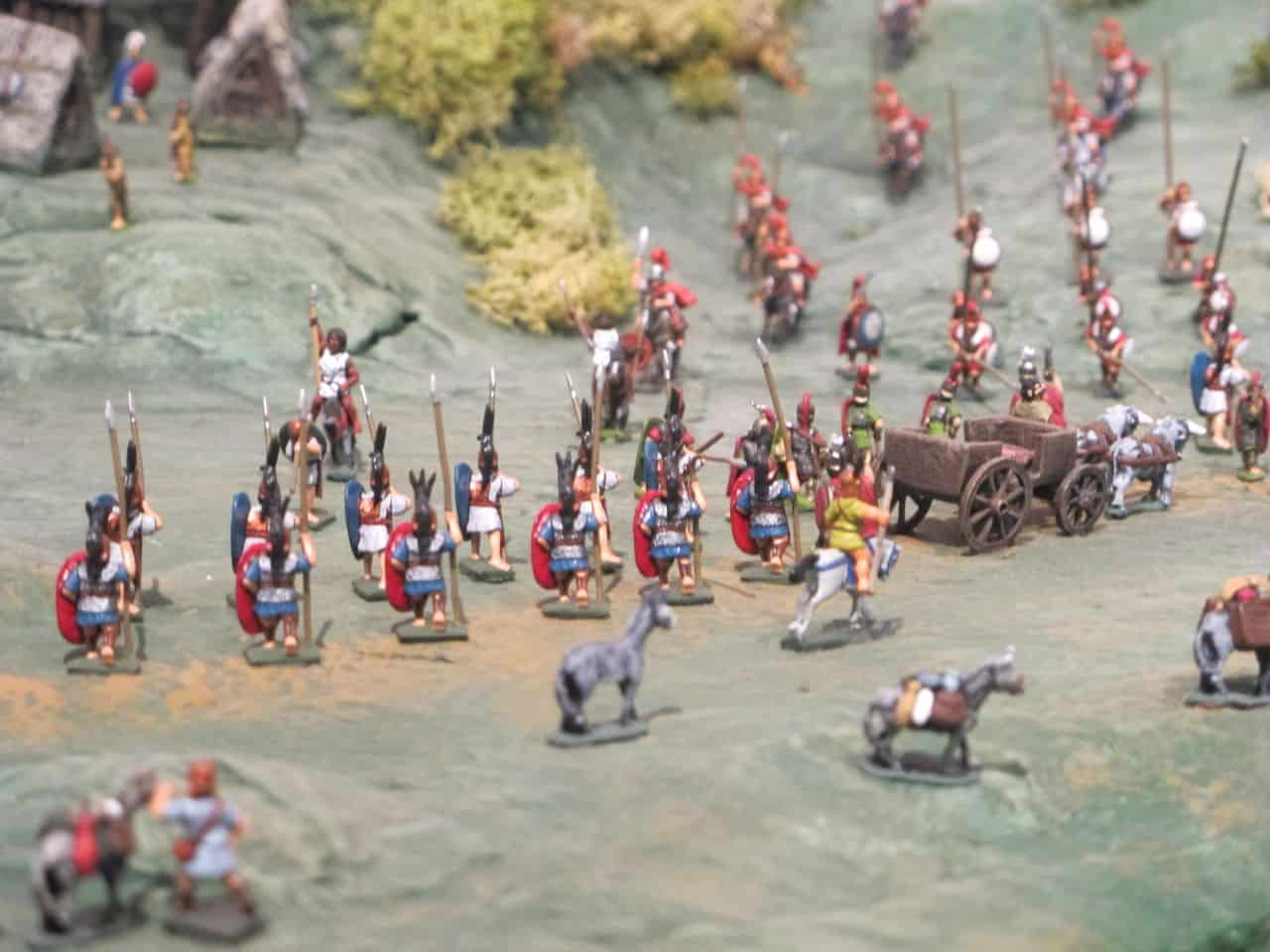 Battle of Lake Trasimene (217 BC)