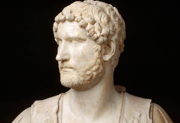 Hadrian Roman Emperor