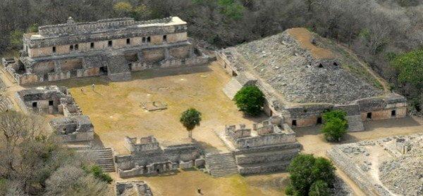 Maya uygarlığı, MÖ 2600