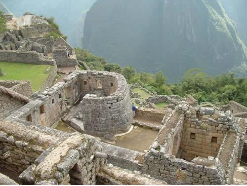 The Incan civilization