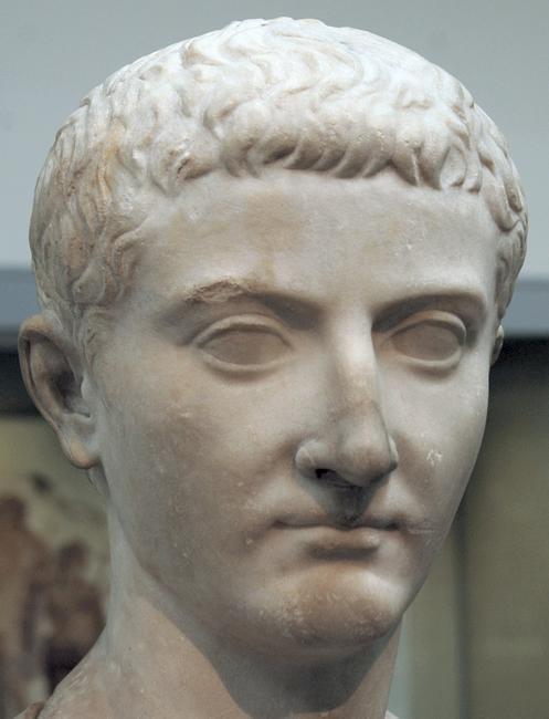 Tiberius Roman Emperor
