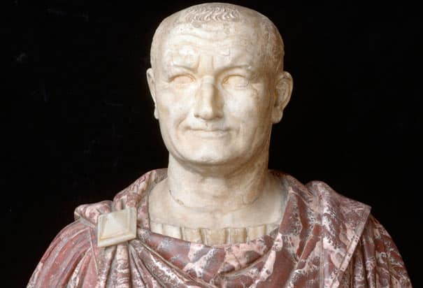 Vespasian Roman Emperor