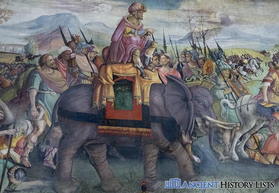 Hannibal Elephant Army