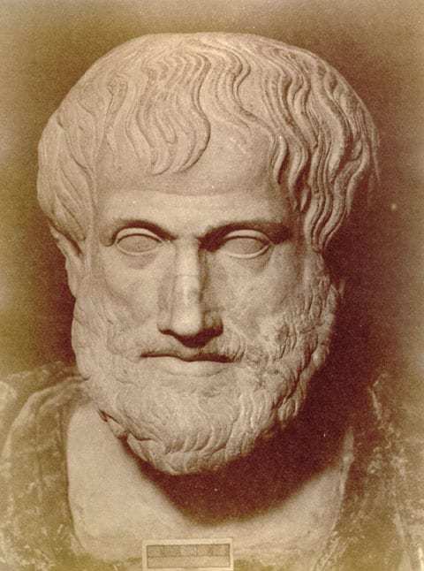 Aristotle, Greek scientist
