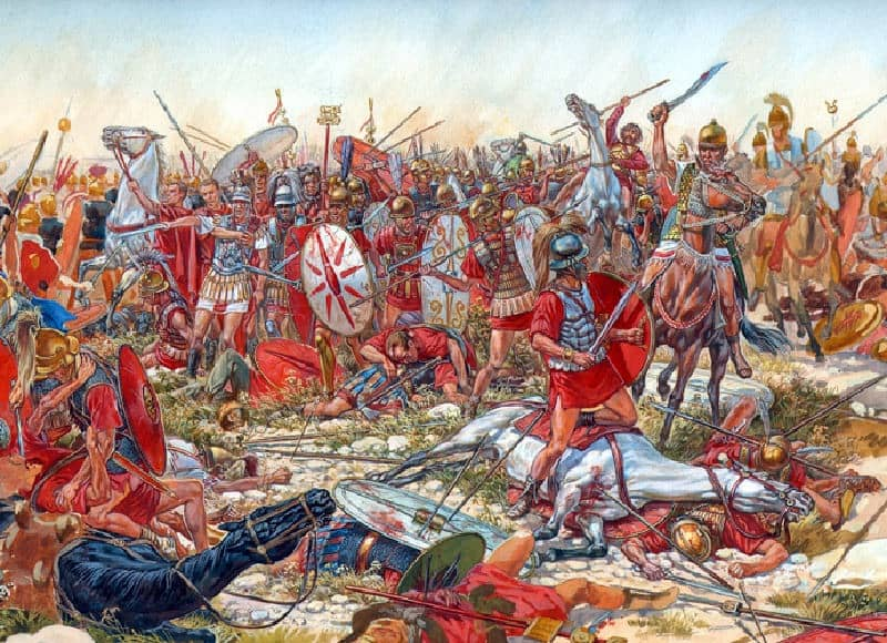 Battle of Cannae (216 BC)