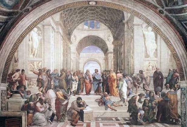 Democrația greacă antică
