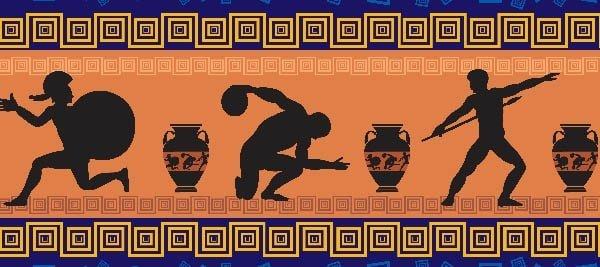 Jocurile Olimpice din Grecia Antică