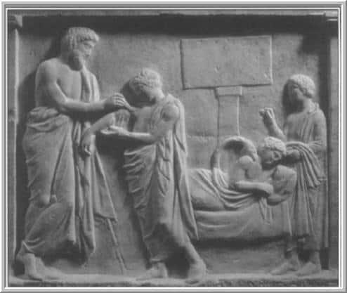 Medicina în Grecia antică