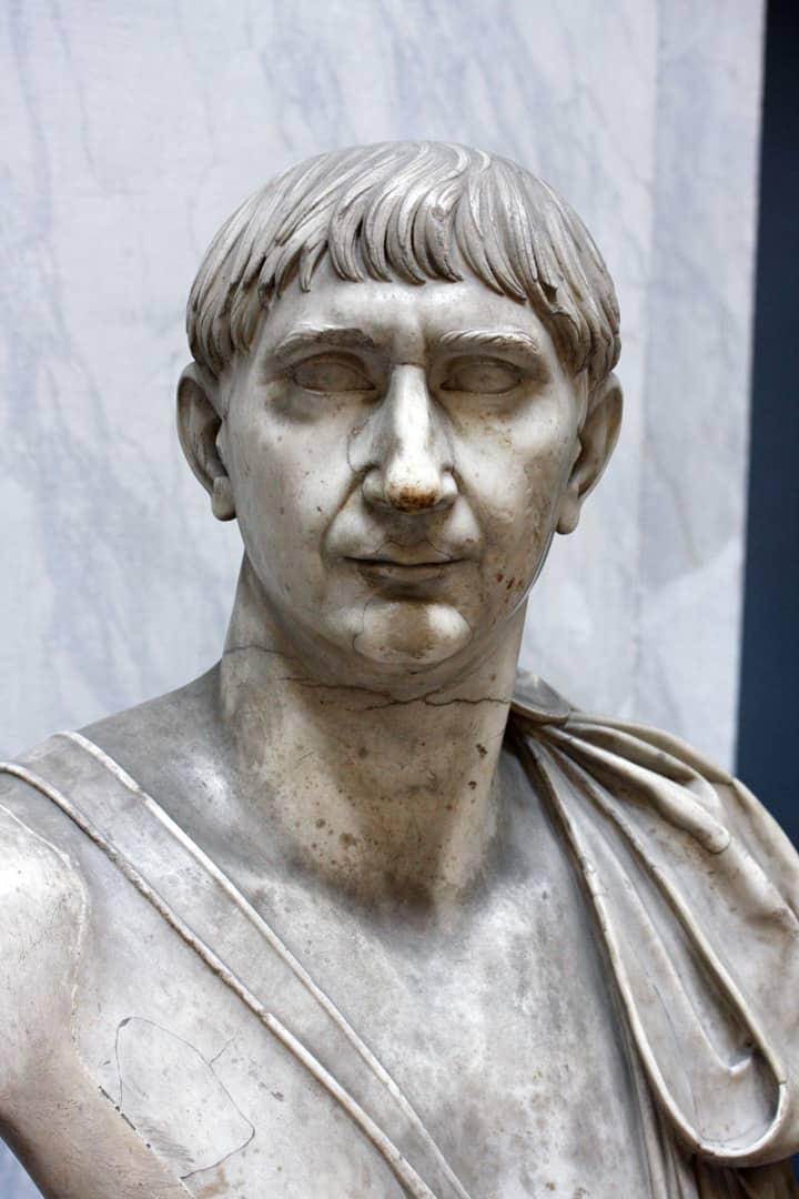 Roman emperor, Trajan