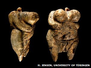Venus of Hohle Fels oldest art