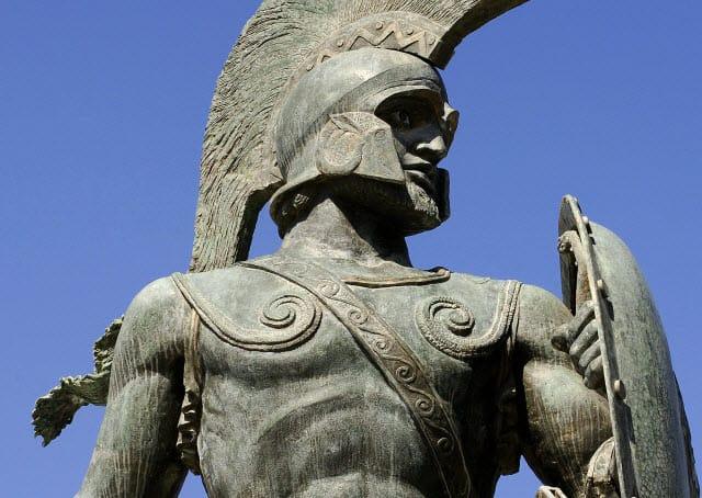 Leonidas, military commander
