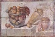 painting in city of pomeii ancient roman paintings
