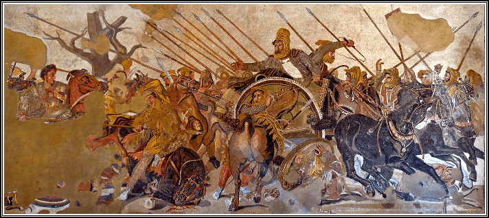 The seige of Syracuse (214 BC – 212 BC)