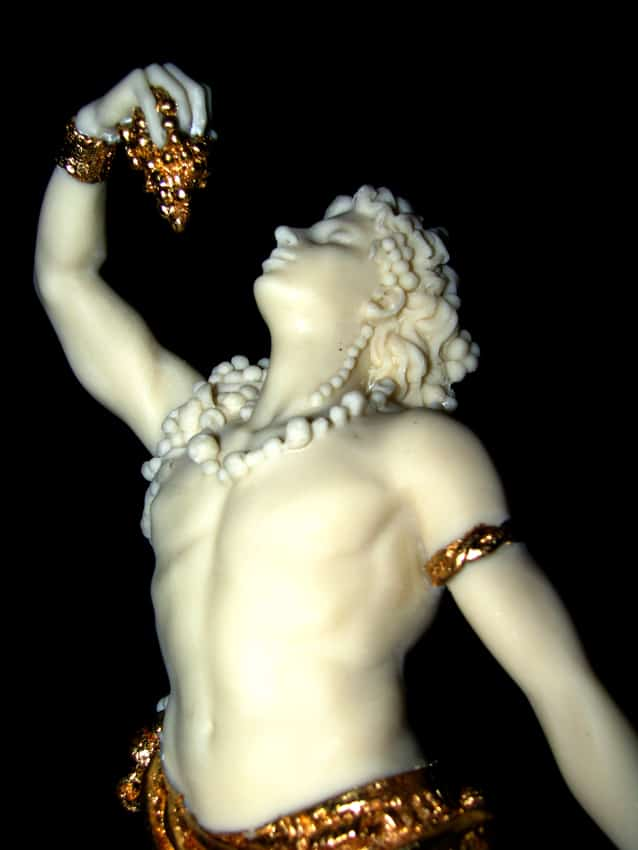 Ancient Greek god Dionysus