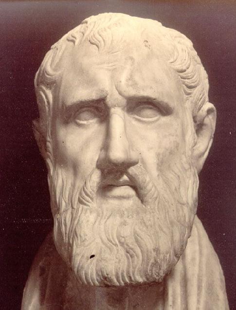 Greeek Philosopher Zeno