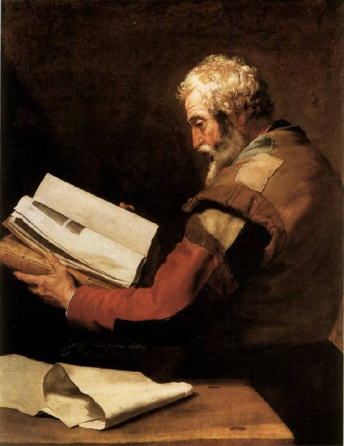 Greek philosopher Anaxagoras