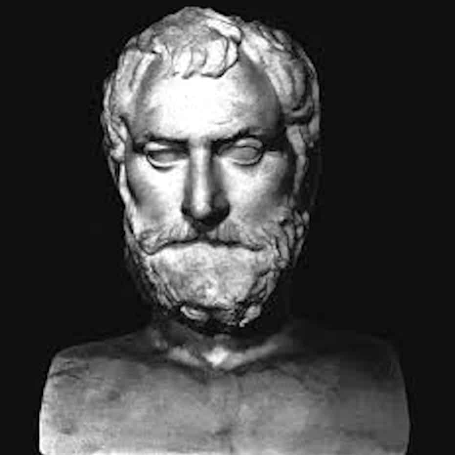 Thales of Miletus, Greek philosopher