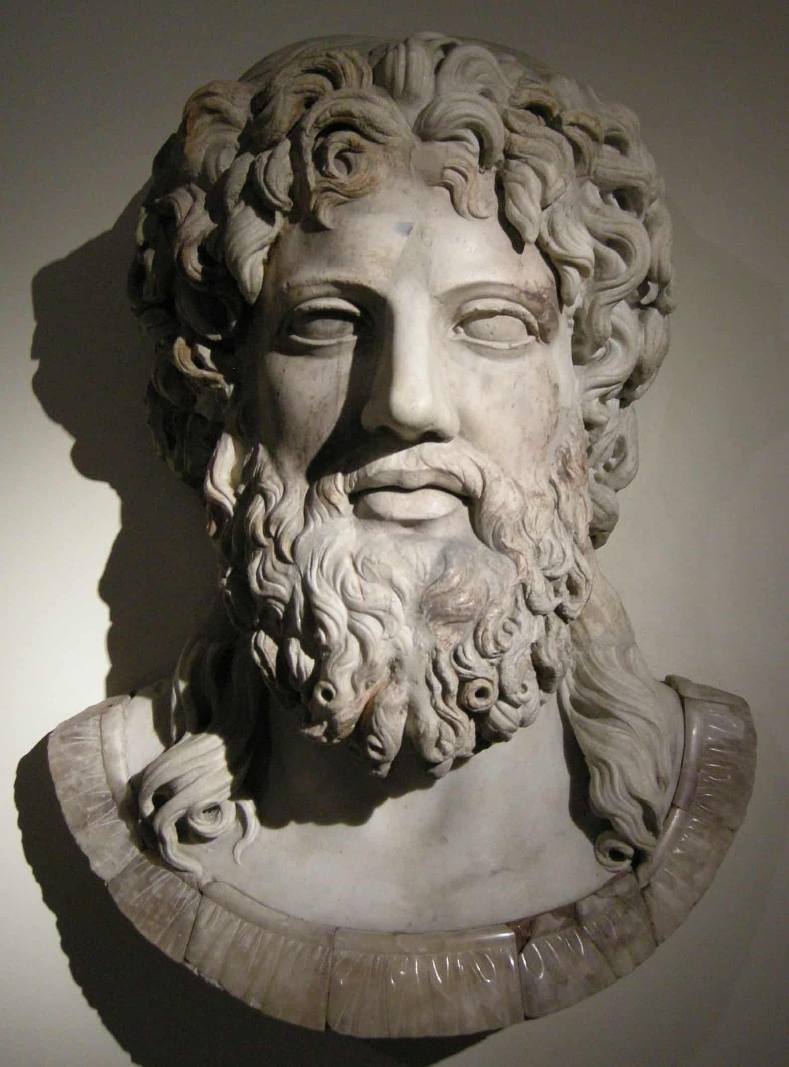 Ancient Greek god Zeus