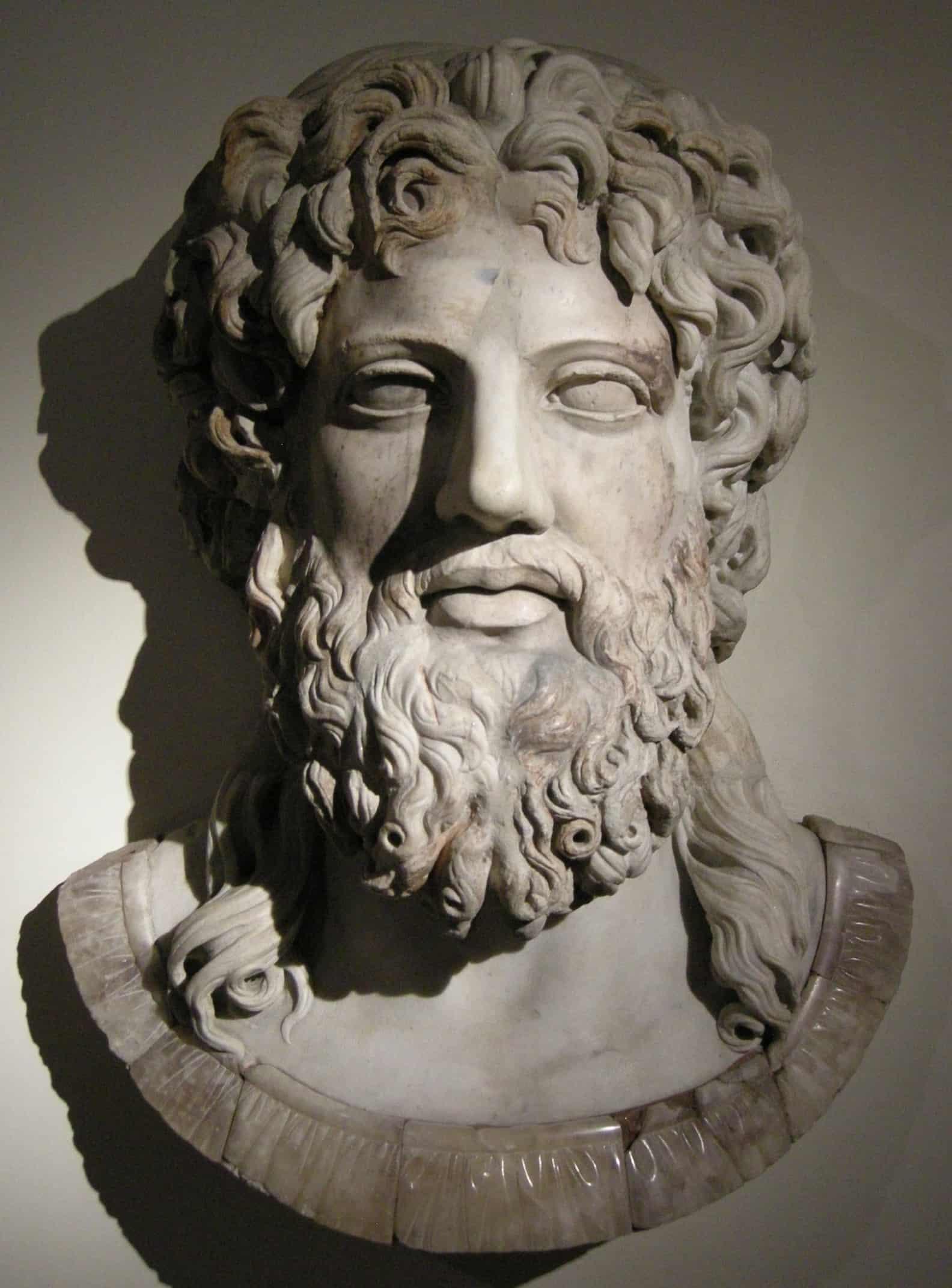 Zeus greece