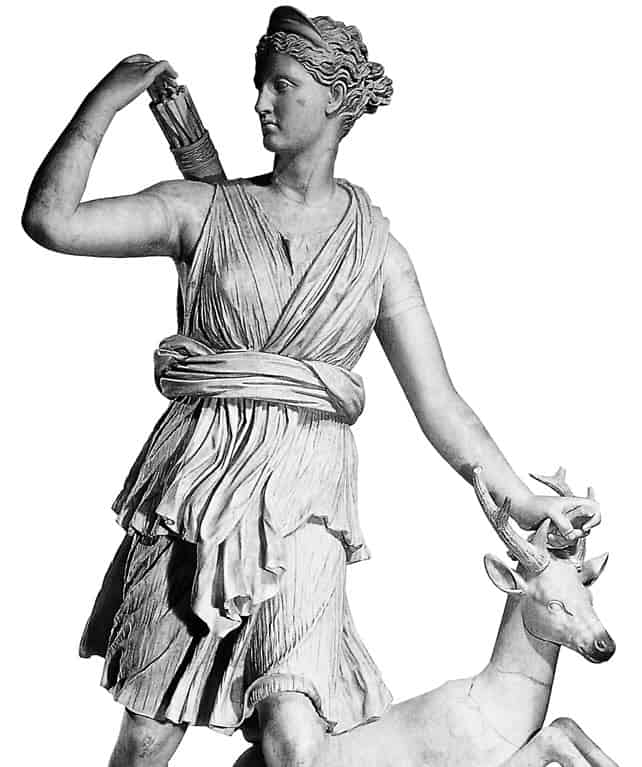 Artemis, Greek goddess