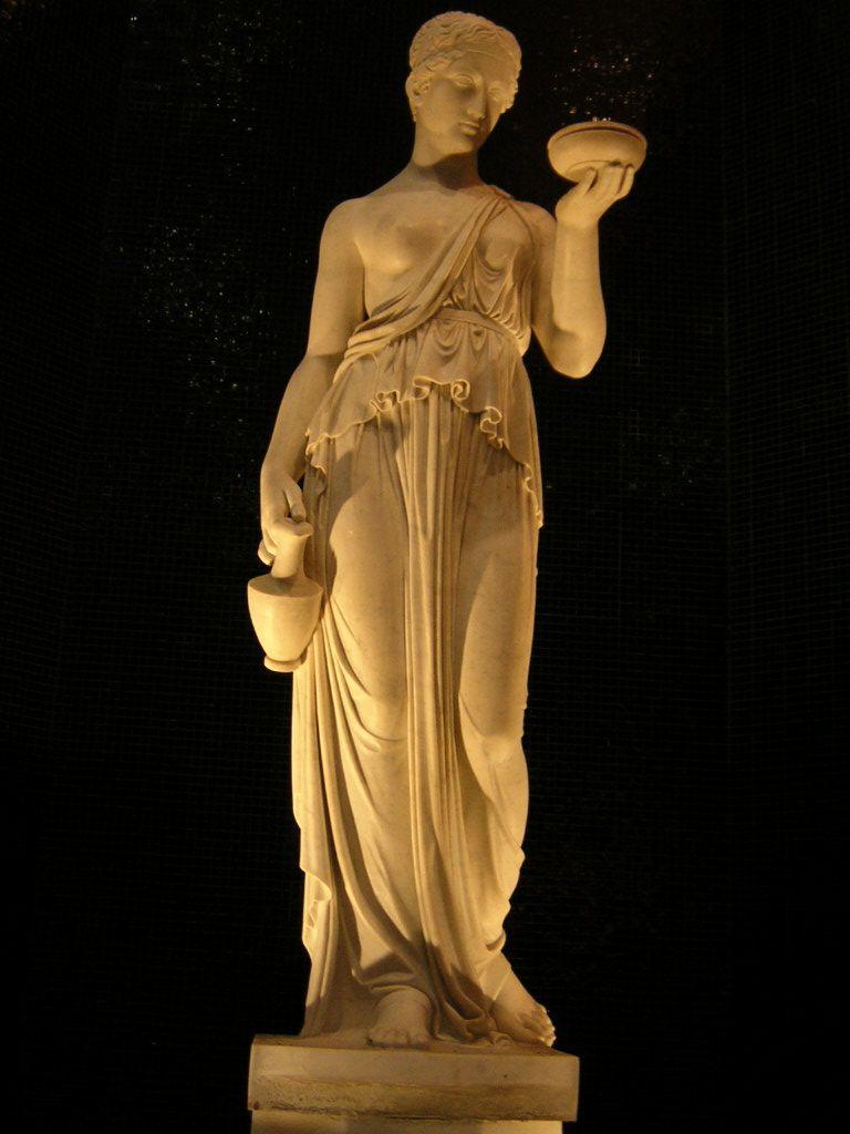 Hebe Greek Godess