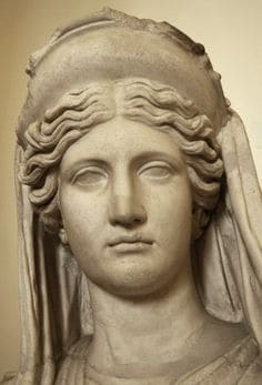 Hestia, Greek goddess