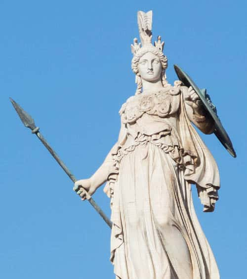 Athena, Greek goddess