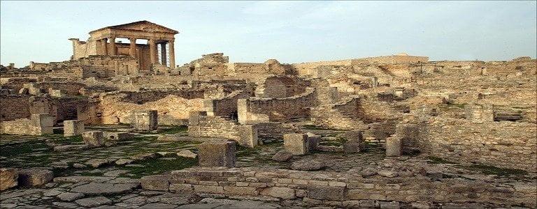 Concrete, ancient Rome