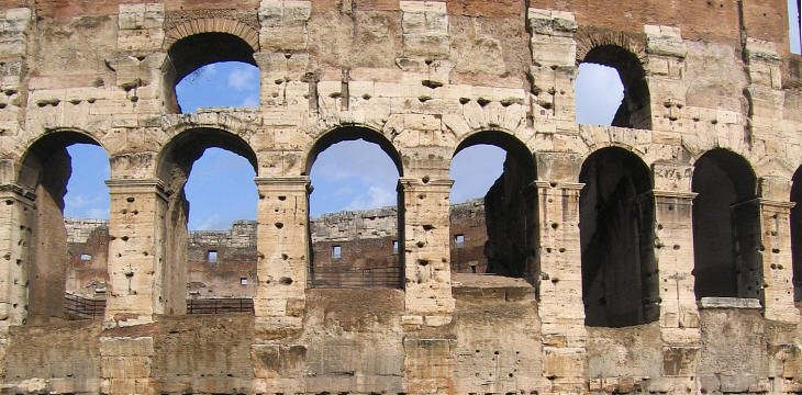 Arches in ancient Rome