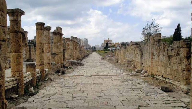 Road of Ancient Rome