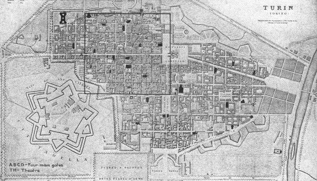 grid based city ancient rome invention