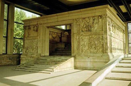 Altar of Augustan Peace (Ara Pacis Augustae)