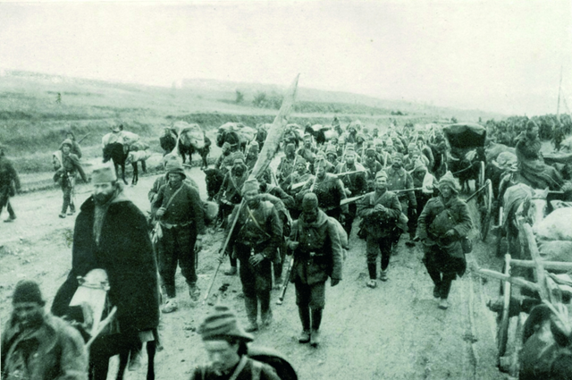 balkan wars reason for ww1