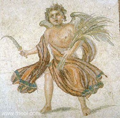 Wheat in ancient Rome