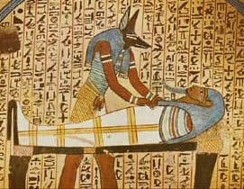 Afterlife, ancient Egypt