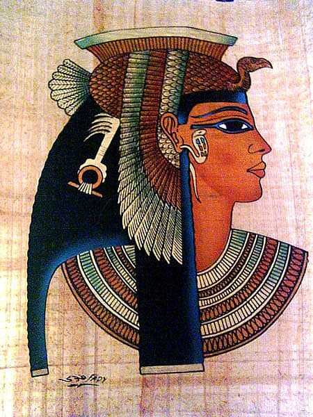 Ancient Egyptian make up