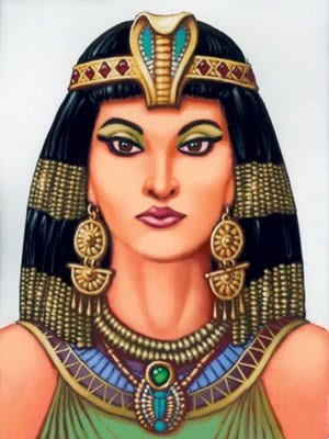 Cleopatra VII, ancient Egypt