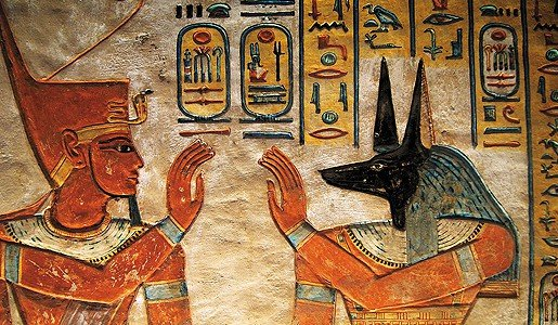 Tutankhamun and the cursed tomb