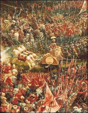 Alexander's military tactics